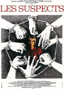 Os Suspeitos - Poster / Capa / Cartaz - Oficial 1