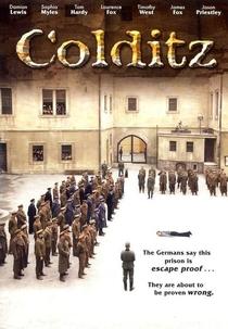 Fuga de Colditz - Poster / Capa / Cartaz - Oficial 2