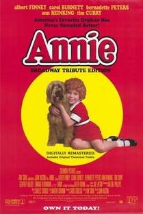 Annie - Poster / Capa / Cartaz - Oficial 2