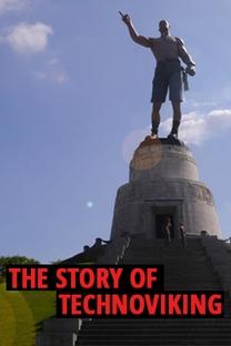The Story of Technoviking - Poster / Capa / Cartaz - Oficial 1