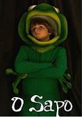 O sapo - Poster / Capa / Cartaz - Oficial 1