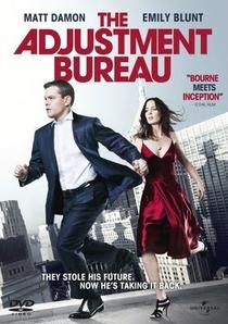 Os Agentes do Destino - Poster / Capa / Cartaz - Oficial 4