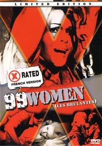 99 Mulheres - Poster / Capa / Cartaz - Oficial 2