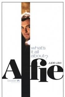 Alfie - O Sedutor - Poster / Capa / Cartaz - Oficial 4