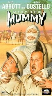Abbott e Costello Enfrentam a Múmia - Poster / Capa / Cartaz - Oficial 3