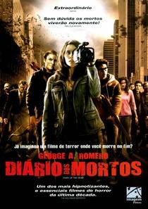 Diário dos Mortos - Poster / Capa / Cartaz - Oficial 4