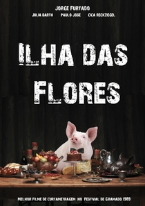 Ilha das Flores - Poster / Capa / Cartaz - Oficial 1
