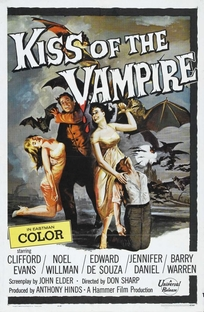 O Beijo do Vampiro - Poster / Capa / Cartaz - Oficial 1