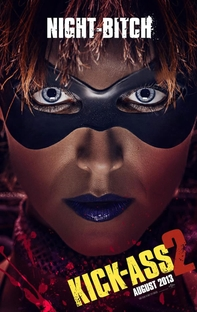 Kick-Ass 2 - Poster / Capa / Cartaz - Oficial 7