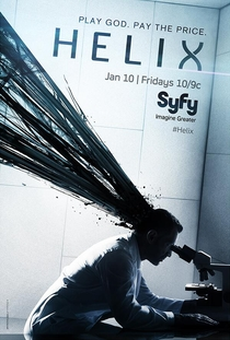 Helix (1ª Temporada) - Poster / Capa / Cartaz - Oficial 1