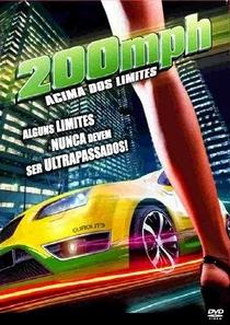 200 MPH: Acima dos Limites - Poster / Capa / Cartaz - Oficial 2