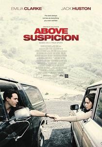 Above Suspicion - Poster / Capa / Cartaz - Oficial 1