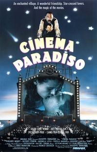 Cinema Paradiso - Poster / Capa / Cartaz - Oficial 15