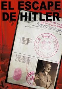 El Escape de Hitler - Poster / Capa / Cartaz - Oficial 1