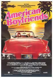 American Boyfriends - Poster / Capa / Cartaz - Oficial 1