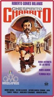 Charrito - Um Herói Mexicano - Poster / Capa / Cartaz - Oficial 1