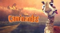 Caminandes - Llama Drama - Poster / Capa / Cartaz - Oficial 1