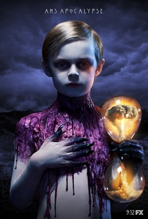 American Horror Story: Apocalypse (8ª Temporada) - Poster / Capa / Cartaz - Oficial 6