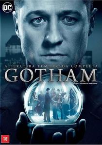 Gotham (3ª Temporada) - Poster / Capa / Cartaz - Oficial 4