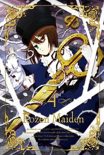 Rozen Maiden: Zurückspulen - Poster / Capa / Cartaz - Oficial 7