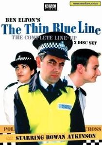 The Thin Blue Line (2ª Temporada) - Poster / Capa / Cartaz - Oficial 1