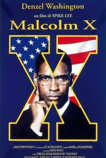 Malcolm X - Poster / Capa / Cartaz - Oficial 5