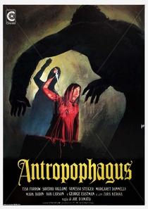 O Antropófago - Poster / Capa / Cartaz - Oficial 7