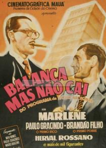 Balança Mas Não Cai  - Poster / Capa / Cartaz - Oficial 1