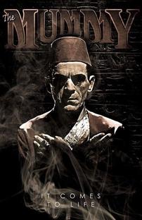 A Múmia - Poster / Capa / Cartaz - Oficial 13