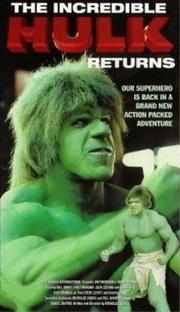 A Volta do Incrível Hulk - Poster / Capa / Cartaz - Oficial 3