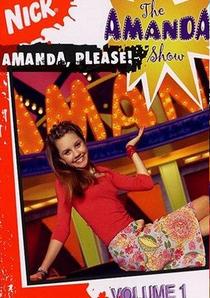 O Show da Amanda (1ª Temporada) - Poster / Capa / Cartaz - Oficial 2