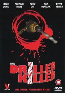 O Assassino da Furadeira - Poster / Capa / Cartaz - Oficial 5