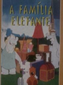 A Família Elefante - Poster / Capa / Cartaz - Oficial 1