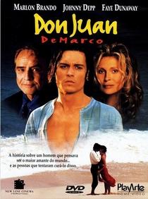 Don Juan DeMarco - Poster / Capa / Cartaz - Oficial 5