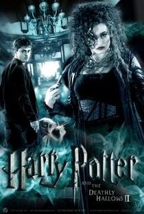 Harry Potter e as Relíquias da Morte - Parte 2 - Poster / Capa / Cartaz - Oficial 54