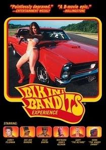 As Bandidas de Bikini - Poster / Capa / Cartaz - Oficial 1