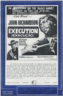 Execução - Poster / Capa / Cartaz - Oficial 3