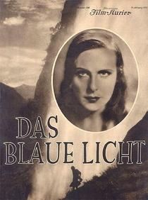 A Luz Azul - Poster / Capa / Cartaz - Oficial 2