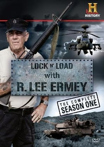 Lock n' Load with R. Lee Ermey - Poster / Capa / Cartaz - Oficial 1