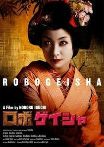 RoboGeisha - Poster / Capa / Cartaz - Oficial 3