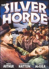 The Silver Horde - Poster / Capa / Cartaz - Oficial 1