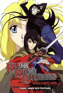 Black Blood Brothers - Poster / Capa / Cartaz - Oficial 8