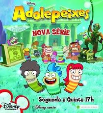 Adolepeixes (1ª Temporada) - Poster / Capa / Cartaz - Oficial 1