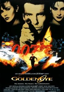 007 - Contra GoldenEye - Poster / Capa / Cartaz - Oficial 1