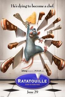 Ratatouille - Poster / Capa / Cartaz - Oficial 6