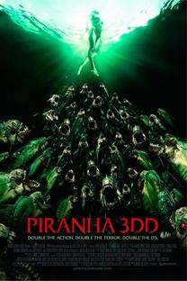 Piranha 2 - Poster / Capa / Cartaz - Oficial 1