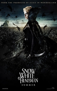 Branca de Neve e o Caçador - Poster / Capa / Cartaz - Oficial 1