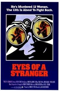 Olhos Assassinos - Poster / Capa / Cartaz - Oficial 3