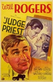 O Juiz Priest - Poster / Capa / Cartaz - Oficial 2