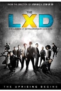 A Legião de Dançarinos Extraordinários - Poster / Capa / Cartaz - Oficial 1